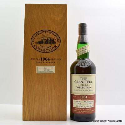 Glenlivet 1964 Cellar Collection 75cl