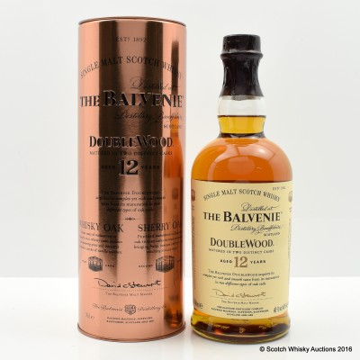 Balvenie DoubleWood 12 Year Old Copper