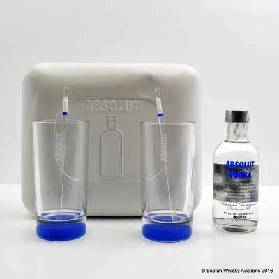 Absolut Vodka Cocktail Set