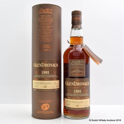 GlenDronach 1995 19 Year Old Single Cask #1516