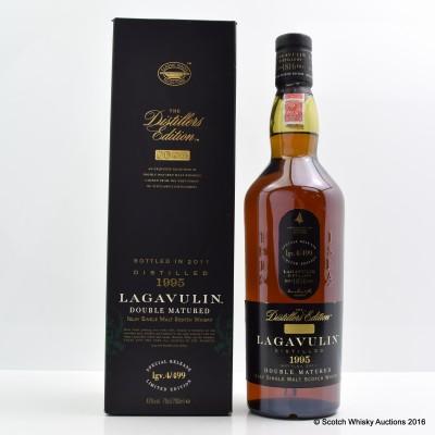 Lagavulin Distillers Edition 1995