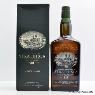 Strathisla 12 Year Old 75cl