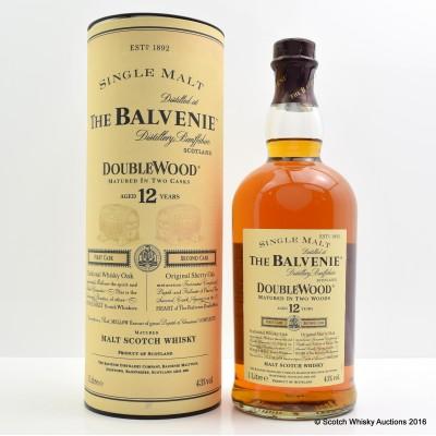 Balvenie DoubleWood 12 Year Old 1L