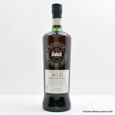 SMWS 105.13 Tormore 26 Year Old 75cl