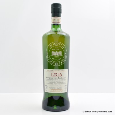 SMWS 123.16 Glengoyne 2005 10 Year Old