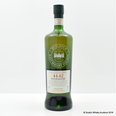SMWS 44.42 Craigellachie 15 Year Old 75cl