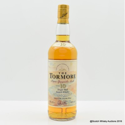 Tormore 10 Year Old for Victoria Wine