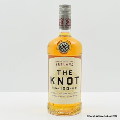 The Knot 100° Proof 75cl