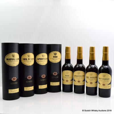 Gonzales Byass Sherry Collection 30 Years Old 4 x 37.5cl