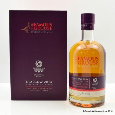 Glenturret 1986 Commonwealth Games Glasgow 2014 Label Error Edition