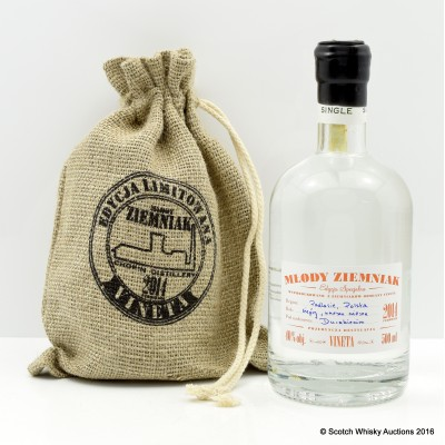 Mlody Ziemniak 2014 Vodka 50cl