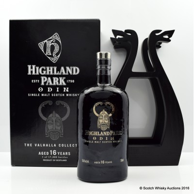 Highland Park 16 Year Old Odin