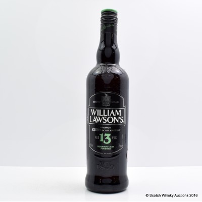 William Lawson's 13 Year Old 75cl