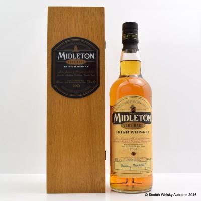 Midleton Very Rare 2003 Release