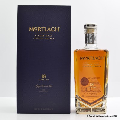 Mortlach 18 Year Old 50cl