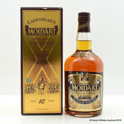Moidart 12 Year Old Cadenhead's