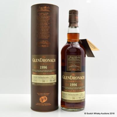 GlenDronach 1996 16 Year Old Cask #1497