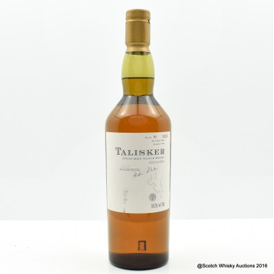 Talisker Friends of the Classic Malts 1989