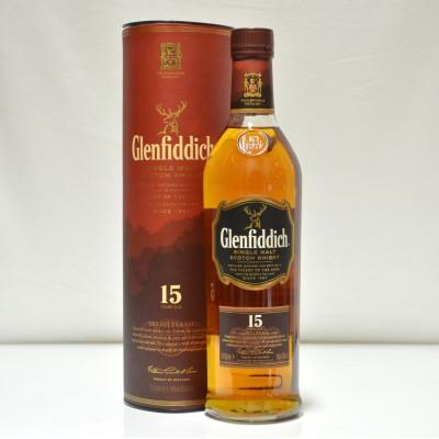 Glenfiddich 15 Year Old  Solera Vat