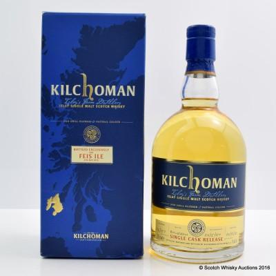 Kilchoman Feis Ile 2010