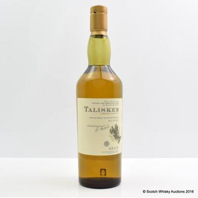 Talisker Distillery Only Cask Strength