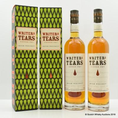 Writer's Tears x 2