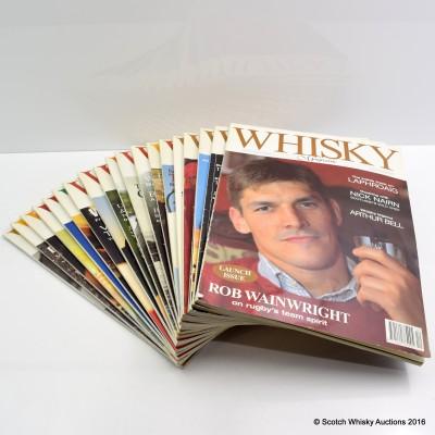 Whisky Magazine Issues 1 - 20