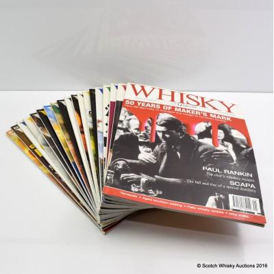 Whisky Magazine Issues 41- 52 & 54 - 60