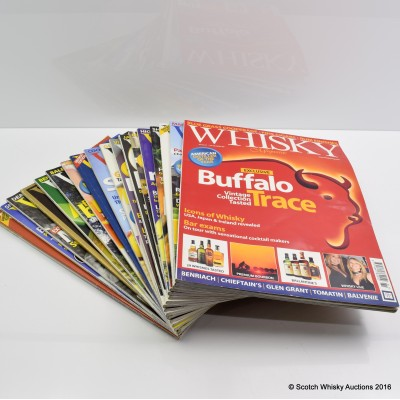 Whisky Magazine Issues 61 - 74 & 76 - 80