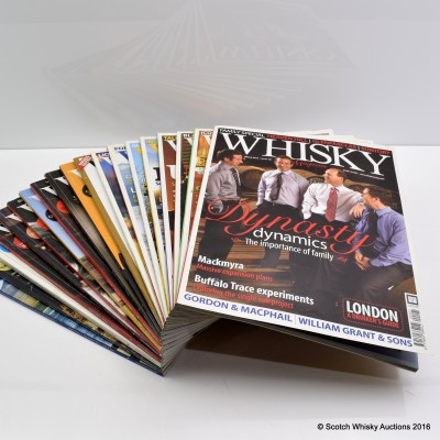 Whisky Magazine Issues 101 - 102 & 104 - 120