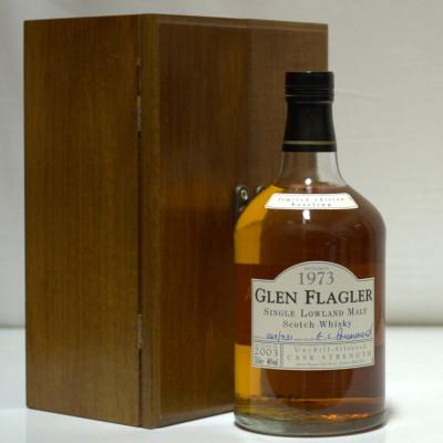 Glen Flagler 1973