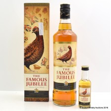 Famous Grouse Jubilee & Famous Grouse Mini 5cl
