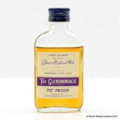 GlenDronach 70° Proof Gordon & MacPhail Mini