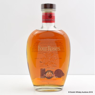 Four Roses 125th Anniversary Small Batch 2013 Release