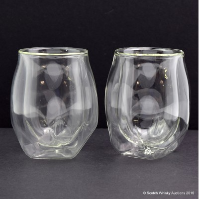 Norlan Whisky Glasses x 2