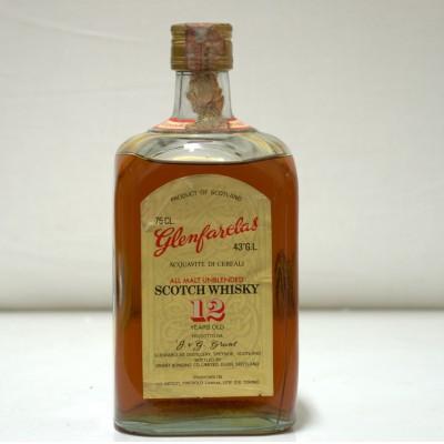 Glenfarclas 12 Year Old 75cl Dumpy Bottle