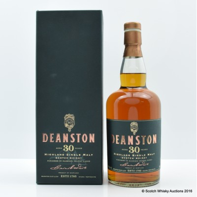 Deanston 30 Year Old 75cl