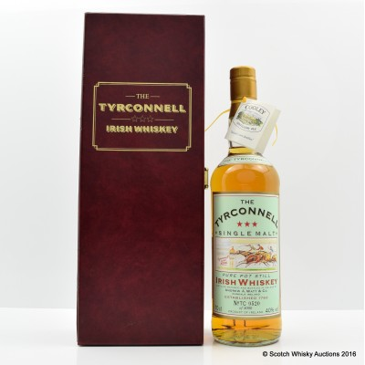 Tyrconnell Pure Pot Still Whiskey