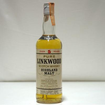 Linkwood 5 Year Old