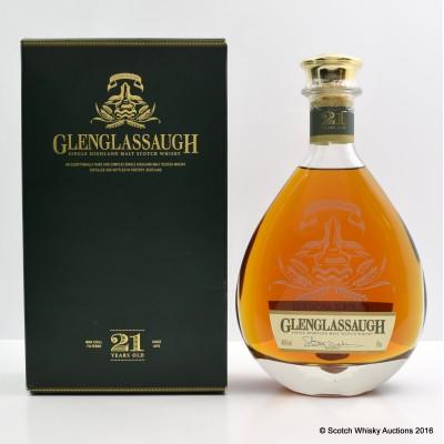 Glenglassaugh 21 Year Old