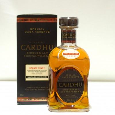 Cardhu Grand Cuvee Special Cask Reserve