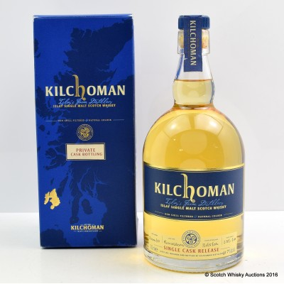 Kilchoman 2006 Private Cask