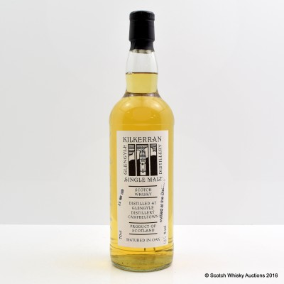 Kilkerran Distillery Only Bottling