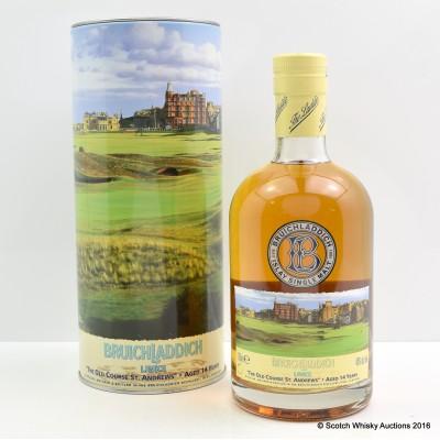 Bruichladdich  St Andrews Golf Links Scotland 14 Year Old