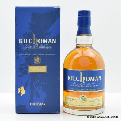 Kilchoman Autumn 2009 Release