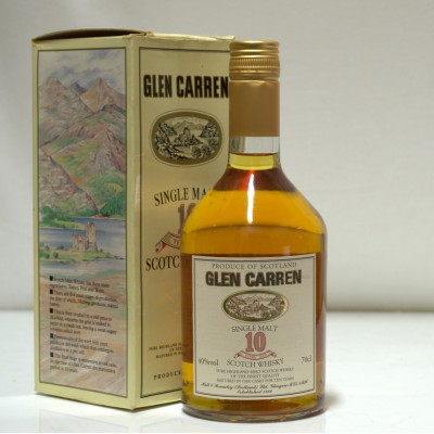 Glen Carren 10 Year Old