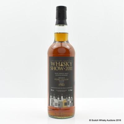 Port Ellen 1983 Whisky Show 2011