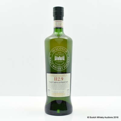 SMWS 112.9 Loch Lomond (Inchmurrin) 2000 14 Year Old