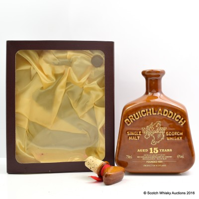 Bruichladdich 15 Year Old Decanter 75cl