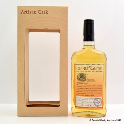 Glenmorangie Artisan Cask 50cl